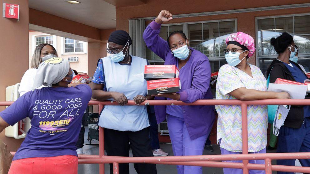 Mounting virus cases spark concern in Florida nursing homes thumbnail