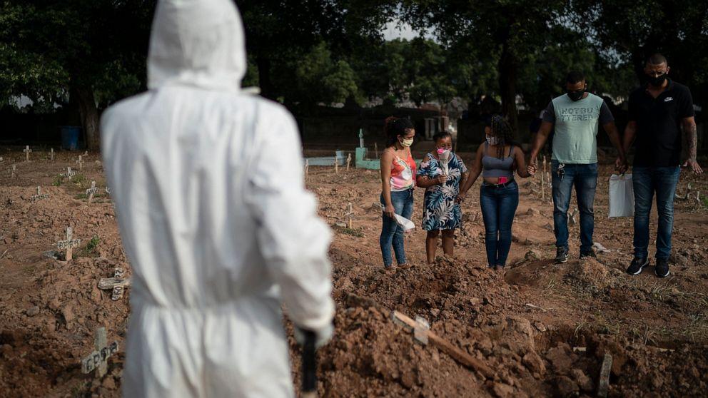 World reaches 400,000 virus deaths as Pope urges caution thumbnail
