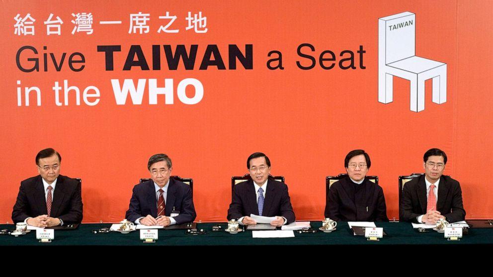 Health concerns meet politics amid Taiwan's WHO exclusion thumbnail