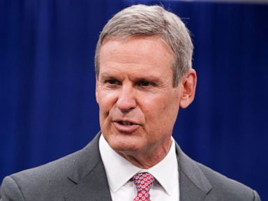 Tennessee governor faces criticism for approach to virus