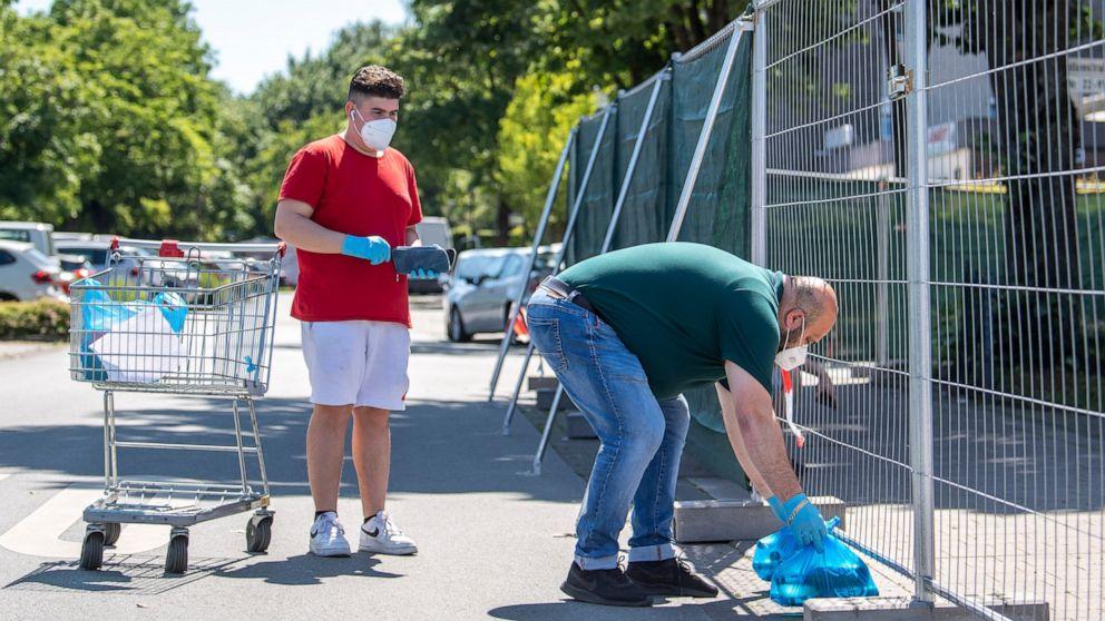 Germany slaughterhouse outbreak brings police, mass testing thumbnail