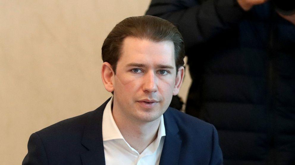Austria's Kurz defends criticism of EU vaccine distribution - ABC News