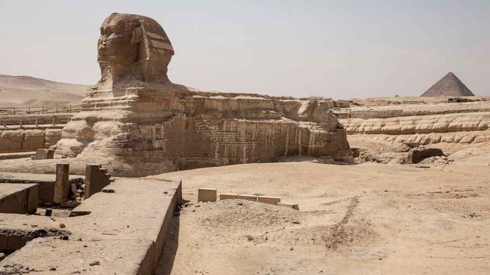 Egypt To Reopen Tourist Destinations Less Hard Hit By Virus Abc News