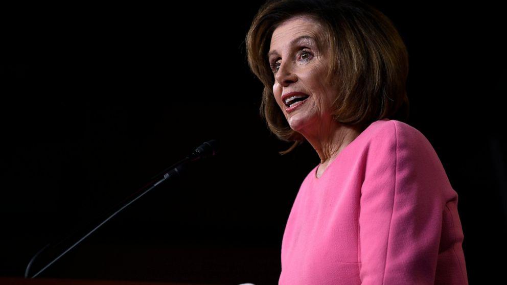 Man jailed for online threats against Nancy Pelosi thumbnail
