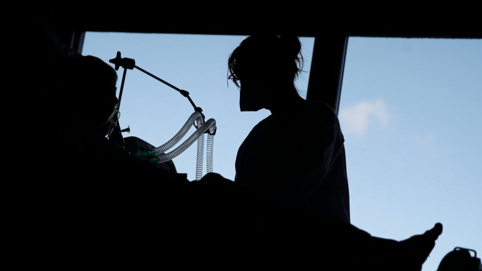 Bitter experience helps French ICUs crest latest virus wave