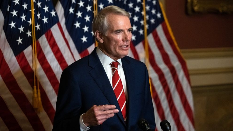 Ohio senator joins COVID-19 vaccine study to set example
