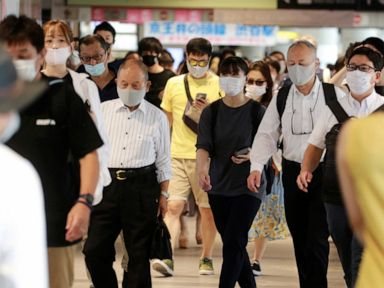 Tokyo sets another virus record days after Olympics begin