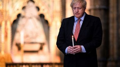 Uk S Johnson Lays Out Road Map For Easing Virus Lockdown Abc News