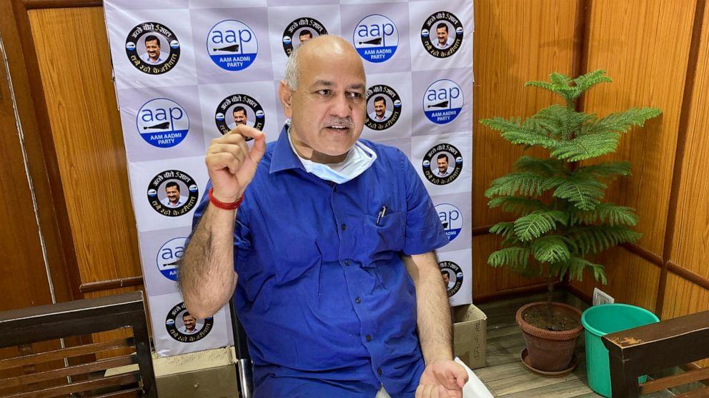 AP Interview: Delhi minister says metropolis faces virus problem thumbnail