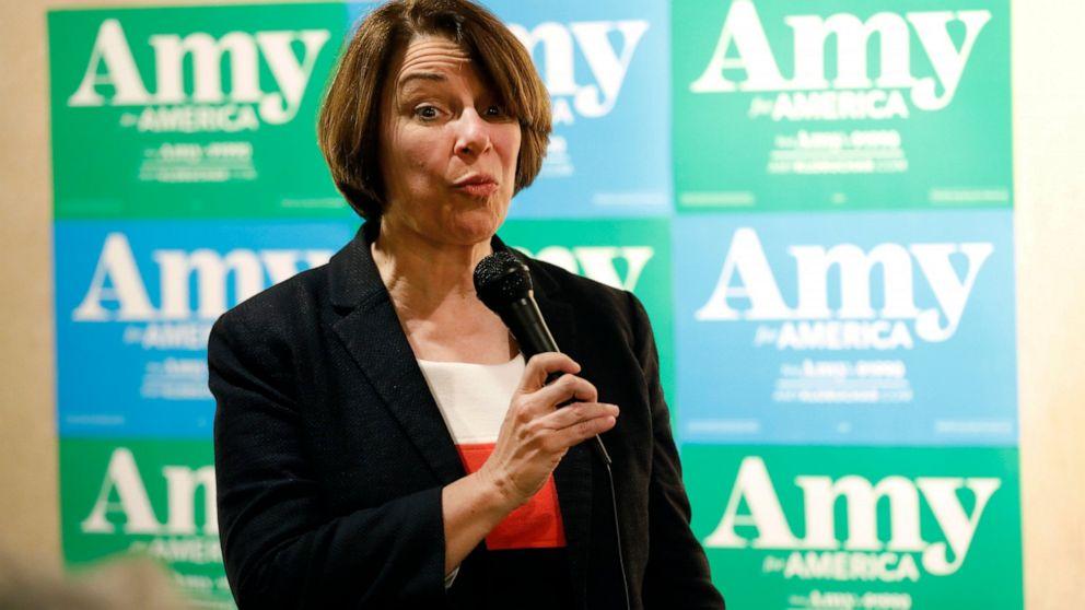 Klobuchar's mental health policy inspires Iowa endorsement