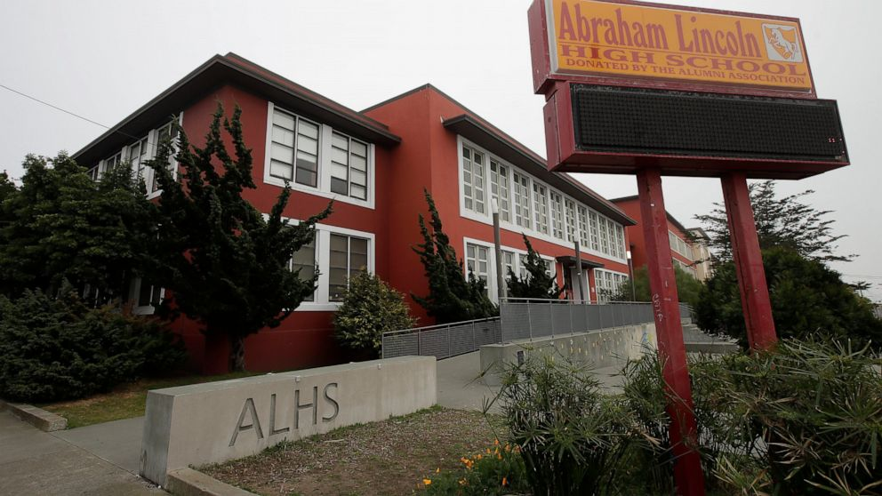 New California Rules Mean Most Schools Will Start Online Abc News