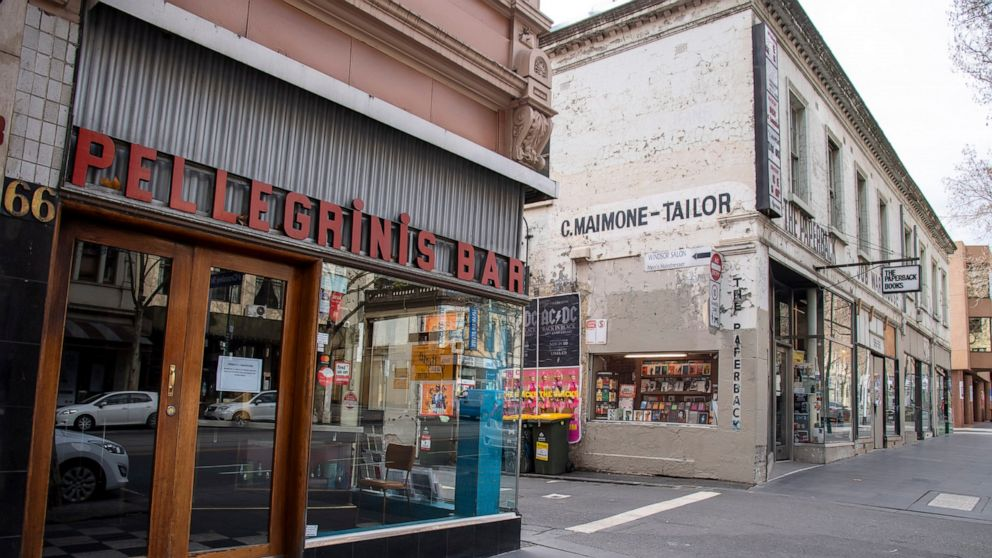 New lockdown ratchets up economic pain in Australian city