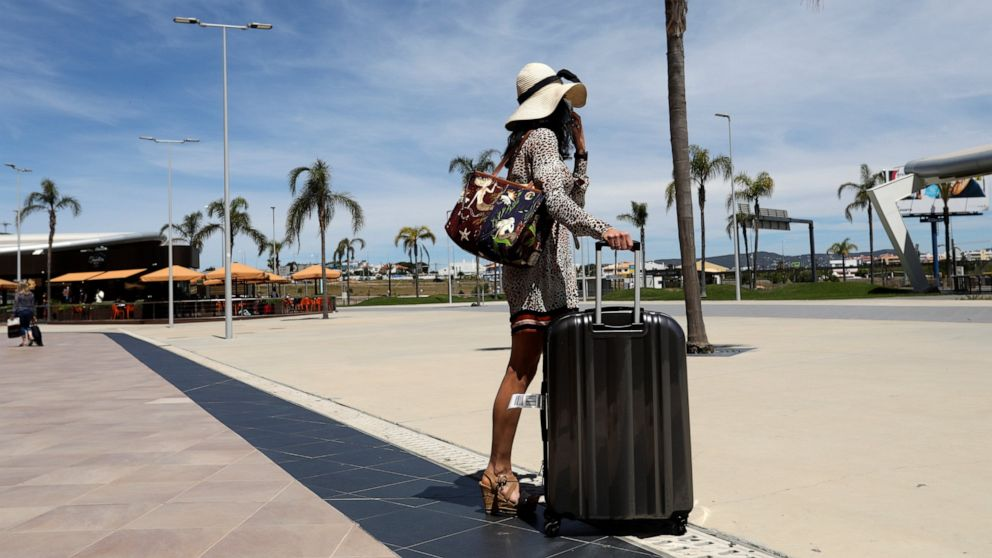 Europe's summer season tourism outlook dimmed by variants, guidelines
