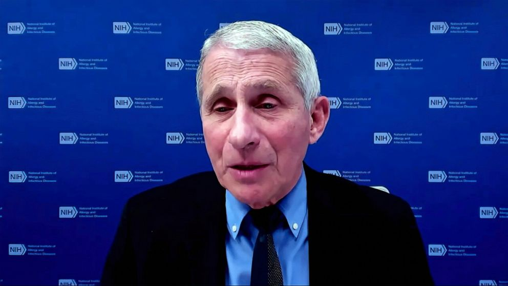 Fauci warns against Super Bowl parties to avoid virus spread