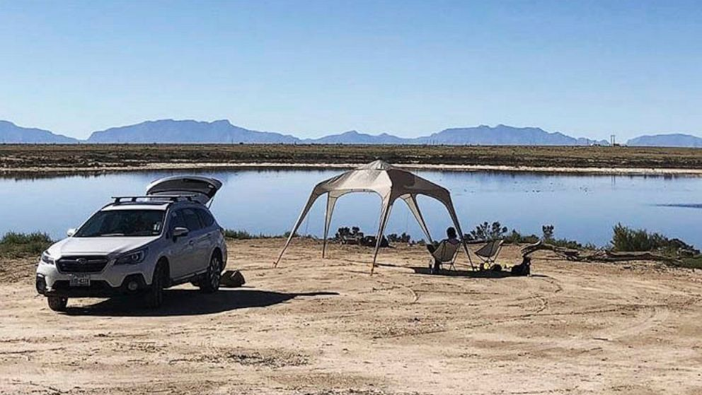 APNewsBreak: New Mexico wants lake on Air Force base closed