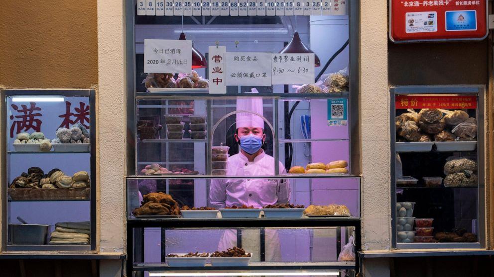 中国postpones政治大会でのウイルス