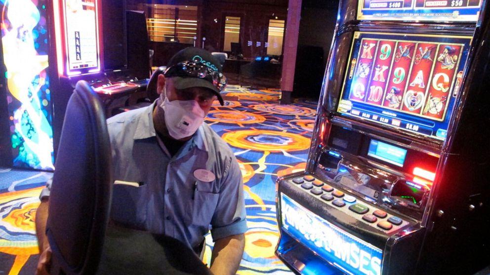 Atlantic City Christmas Shows 2020 Atlantic City casinos reopening July 2, with masks mandatory   ABC