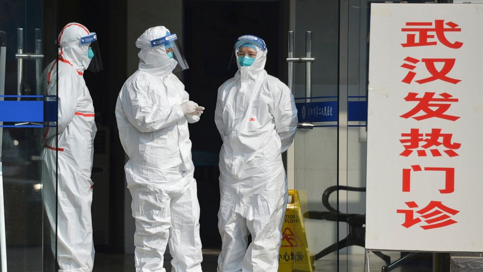 Coronavirus Aus Labor In Wuhan