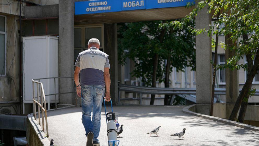 Photo of Bulgaria, EU's least vaccinated nation, faces deadly surge | STEPHEN McGRATH Associated Press