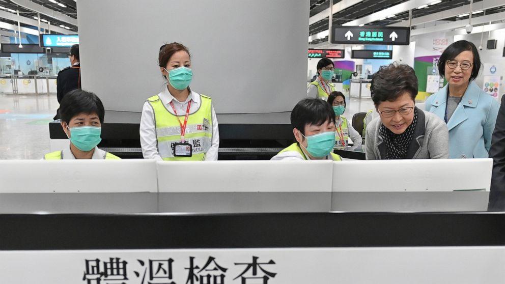 香港に位置する応答の謎を病気から中国