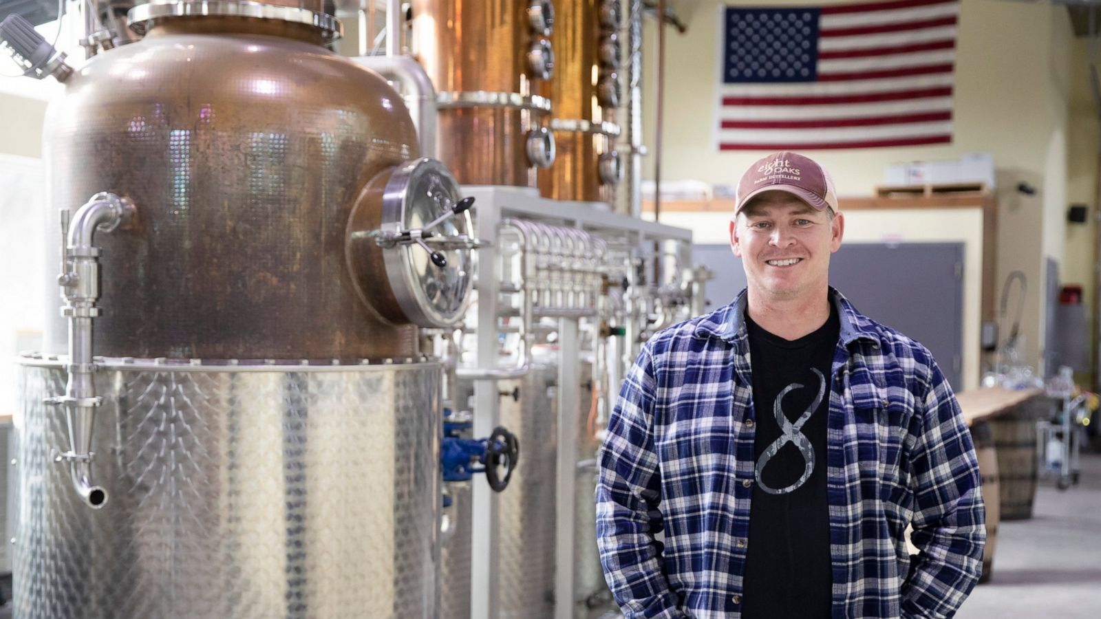 Distilleries Using High Proof Alcohol To Make Hand Sanitizer Abc News