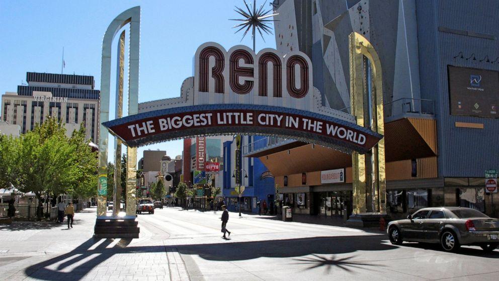 Nevada Governor Shutters Gambling Dining To Halt Virus Abc News