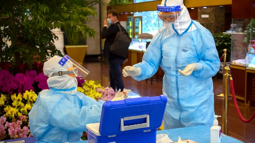 China lawmakers gather as doubts swirl over pandemic safety thumbnail