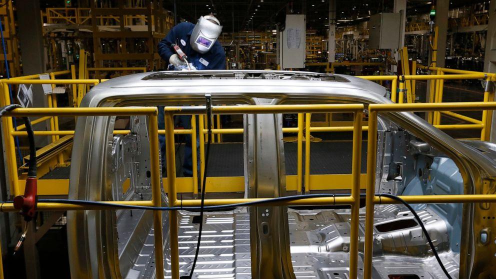Ford schiebt für die Fabrik-neu starten, union nicht so sicher