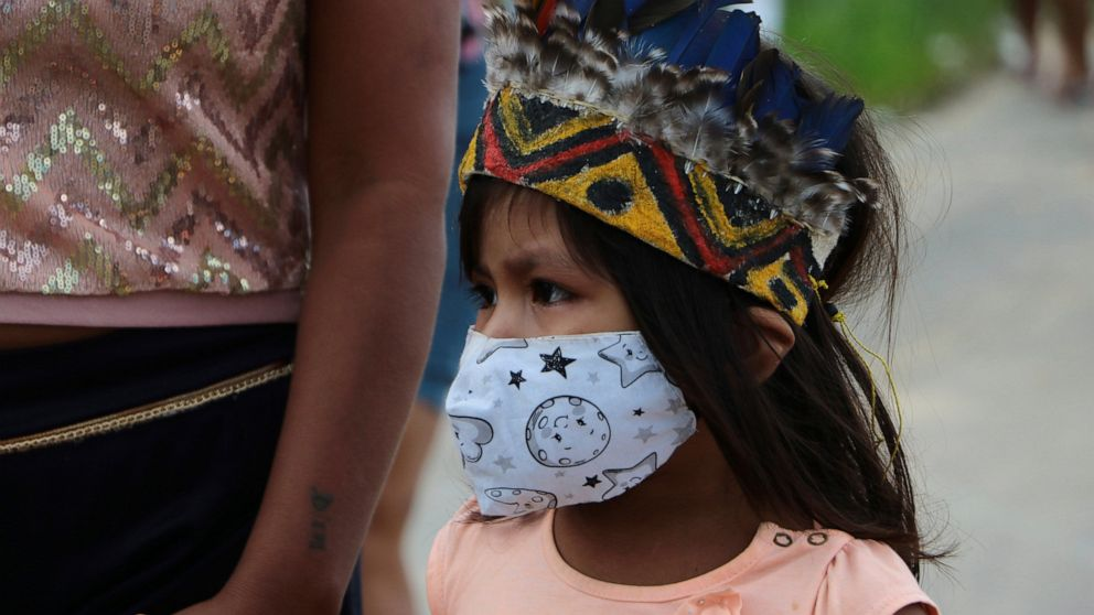 Indigenous infections grew amid slow Brazil agency response - ABC News