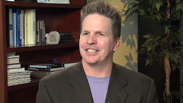 VIDEO: Dr. Scott Bea discusses why more people report mental illness.