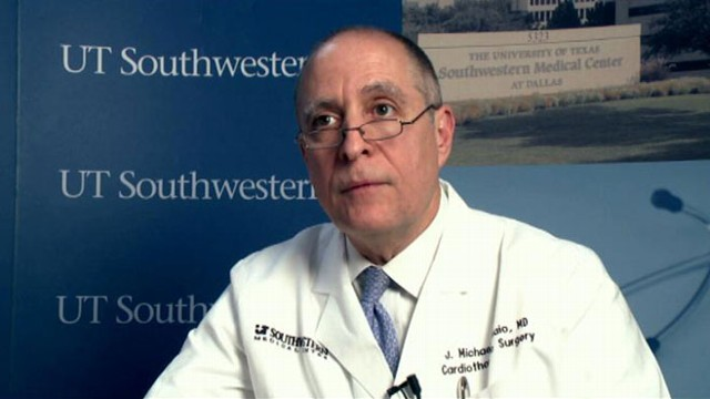 VIDEO: Dr. Michael DiMaio questions the use of stents for stable heart disease.