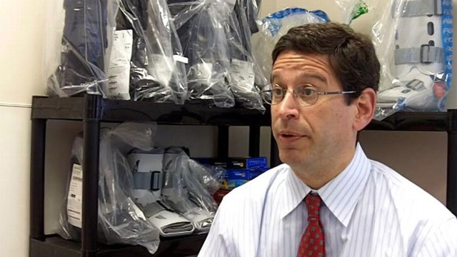 VIDEO: Dr. Stephen Kates says there are a number of reasons patients redo knee surgery.