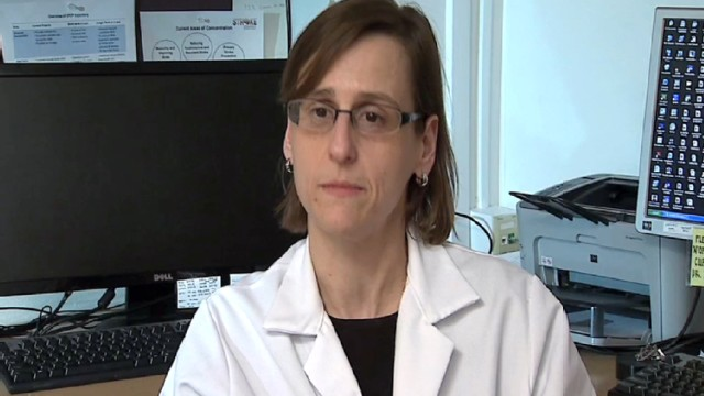 VIDEO: Dr. Irene Katzen discusses a promising new treatment for stroke patients.
