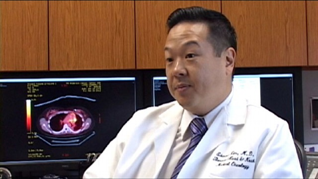 VIDEO: Dr. Kim discusses a new test that can guide treatment decisions for patients.