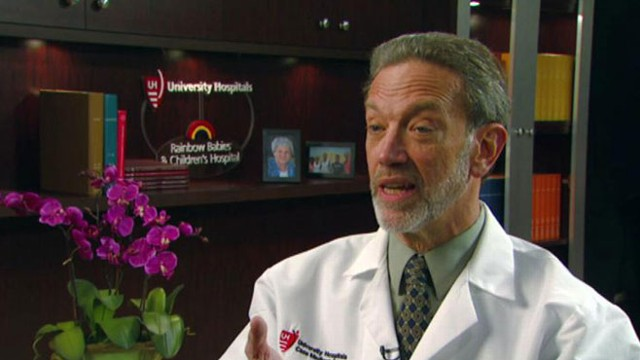 VIDEO: Dr. Max Wiznitzer says the judicious use of medication for moderate to severe ADHD is a good idea.