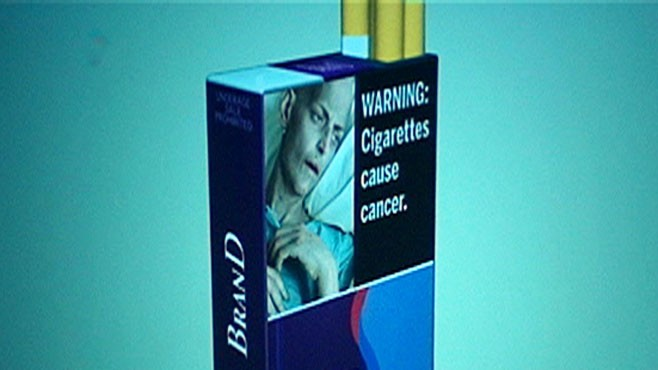 VIDEO: Dr. Margaret Hamburg discusses new labels aimed at warning smokers.