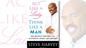 Steve Harvey: Five Questions Every Woman Should Ask Before Getting