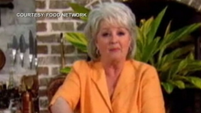 VIDEO: Chef known for recipes rich in butter and sugar promotes new diabetes drug.