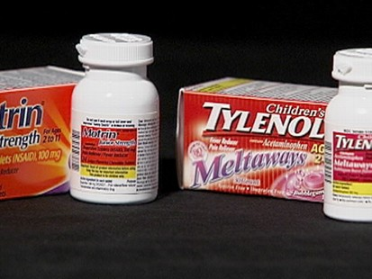 tylenol samples for doctors office
