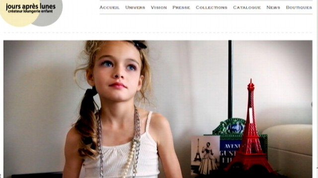 Loungerie Marketed To Young Girls Video - Abc News-9395