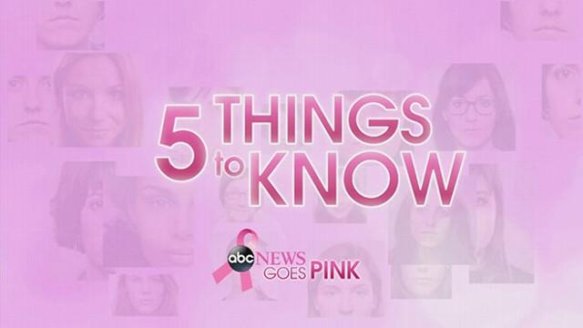 Breast cancer abc news