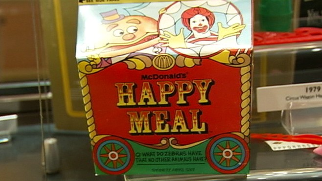 VIDEO: Councilman Leroy Comrie says toys in fast food meals promote unhealthy habits.