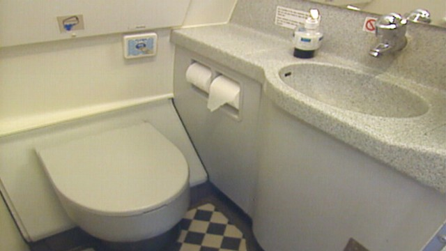 VIDEO: CDC report shows 2340,000 people make ER visits for bathroom-related injuries.