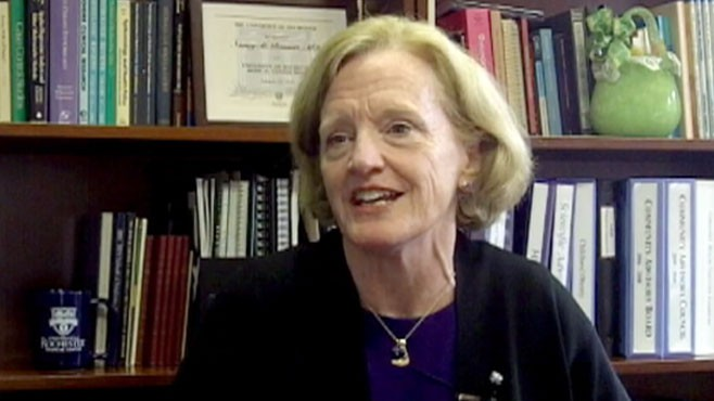 VIDEO: U Rochesters Dr. Nancy Bennett says discovering what motivates people is key.