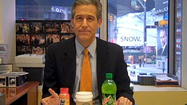 VIDEO: Many common drinks available to your teenagers contain too much caffeine.