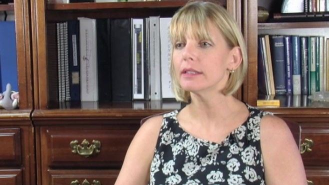 VIDEO: Stacie Allphin, addictions counselor at Memorial Hermann PaRC explains.