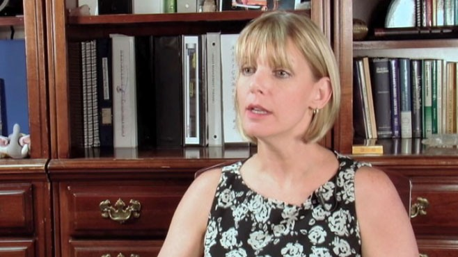 VIDEO: Stacie Allphin, addictions counselor at Memorial Hermann shares three reasons.