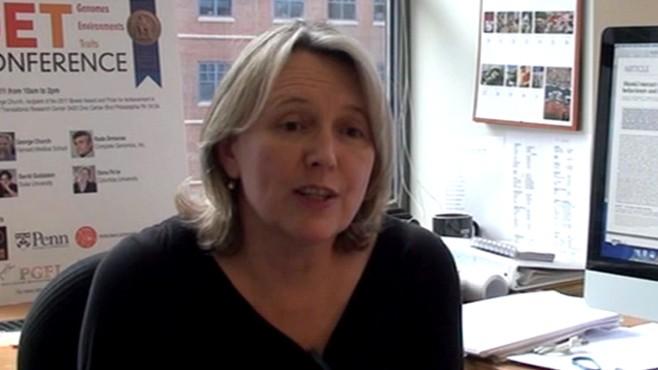 VIDEO: University of Pennsylvanias Maja Bucan, PhD, on how its possible.