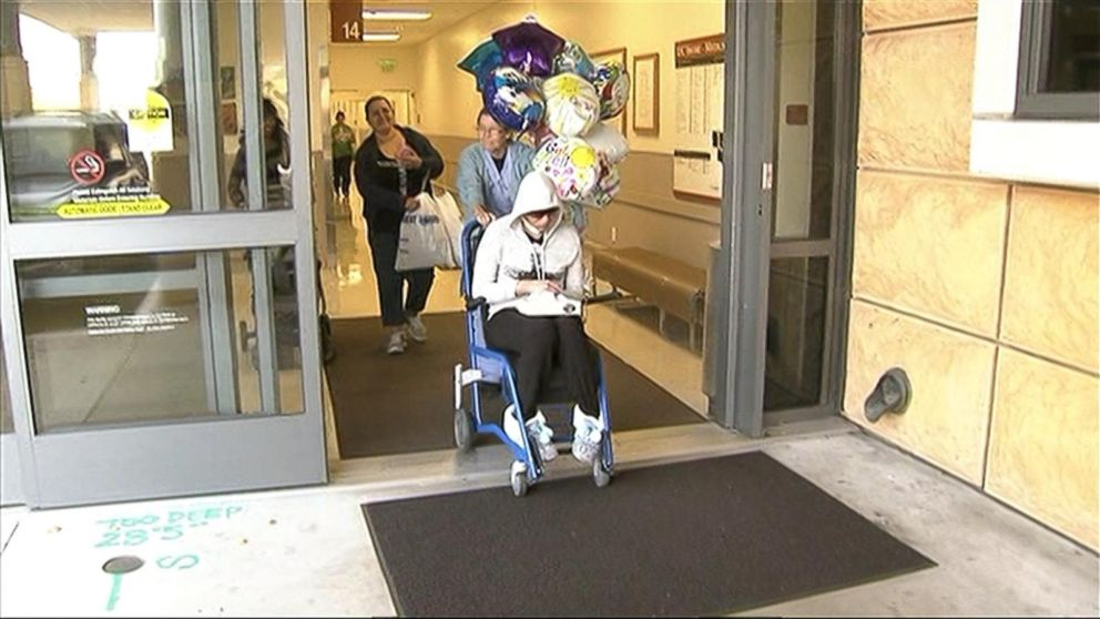 fc0e0b7aa98d Mom Who  Burned  After Taking Friend s Medicine Leaves Hospital - ABC News