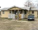PHOTO: Police are probing the mysterious death of an Oklahoma man from what appears to be spontaneous combustion.